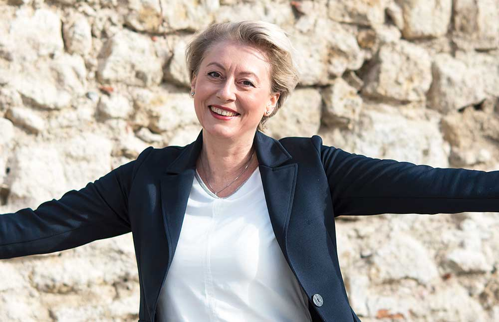 RUTH POMELEK Coach Mediatorin Trainerin Mentorin